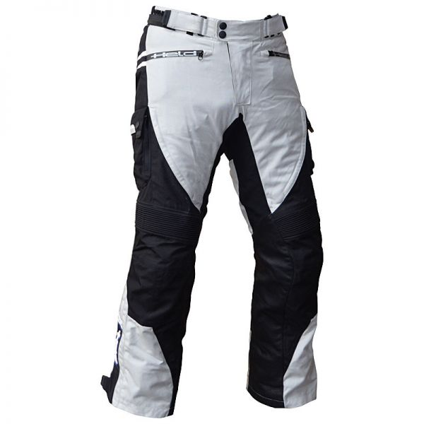 HELD Matata Motorradhose Grau Normalgröße