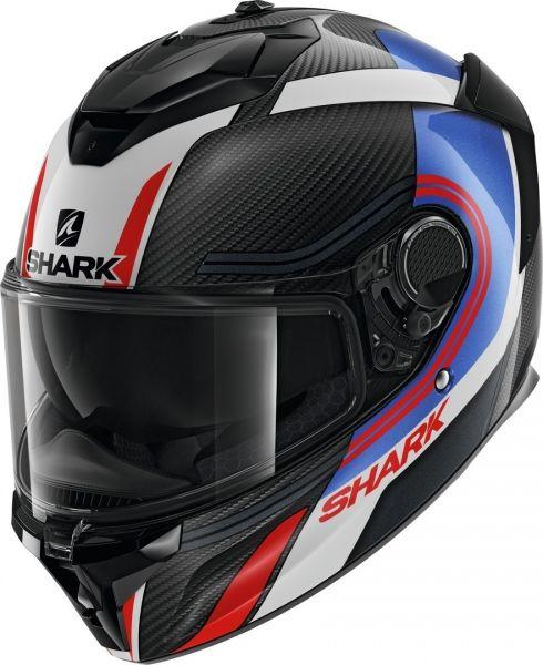 Shark Spartan GT Carbon Tracker Helm