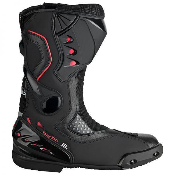 Motorradstiefel hochwertige XLS Racing Boots Touringstiefel