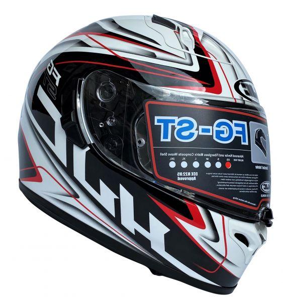 HJC FG-ST Crucial MC1 Motorradhelm Gr. XS